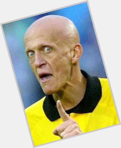 Pierluigi Collina birthday 2015