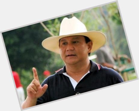 Prabowo Subianto where who 3