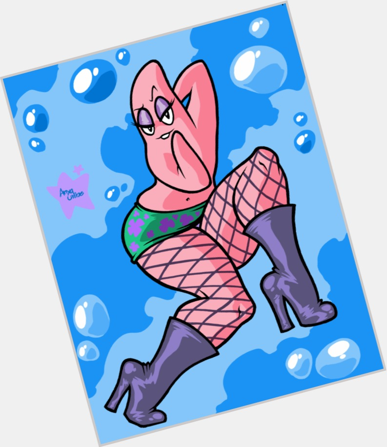 """<a href=""""/hot-men/patrick-star/is-he-autistic-uncle-grandpa-smart-retarded-stoner"""">Patrick Star</a> Large body,  bald hair & hairstyles"""