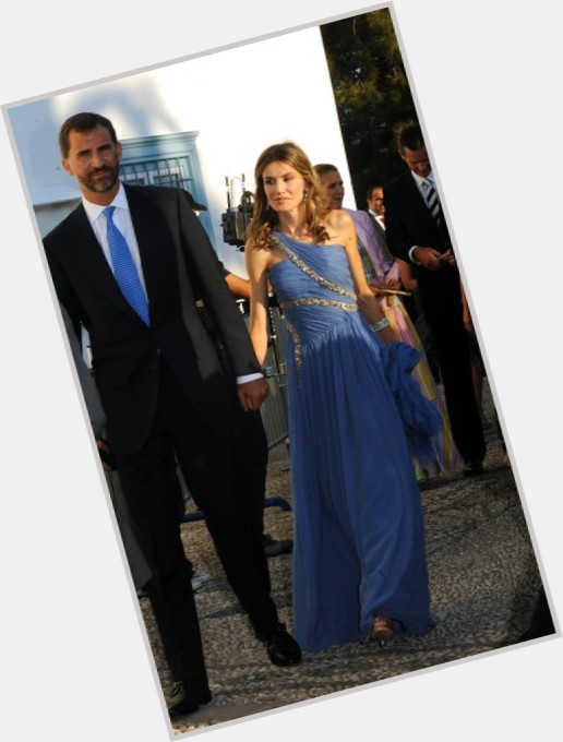 Queen Letizia of Spain dating 7