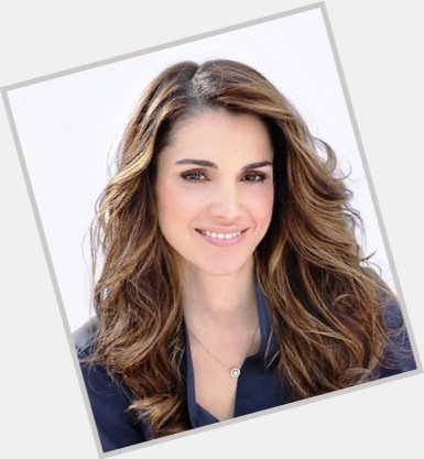 Queen Rania of Jordan birthday 2015