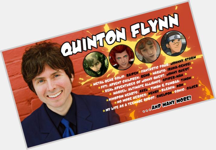 Quinton Flynn birthday 2015