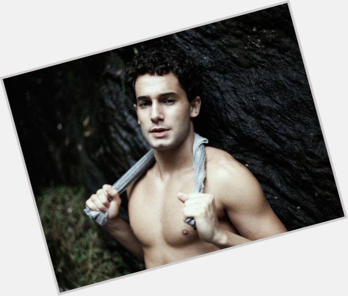"""<a href=""""/hot-men/rafael-almeida/is-he-bi-2014"""">Rafael Almeida</a> Slim body,  dark brown hair & hairstyles"""