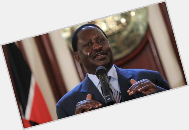 Raila Odinga birthday 2015