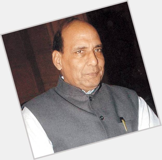 Rajnath Singh birthday 2015