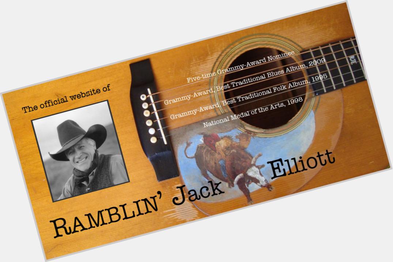 Ramblin  Jack Elliott dating 2
