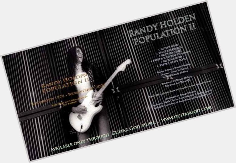 Randy Holden birthday 2015