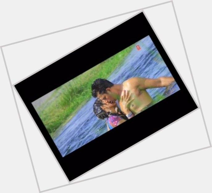 """<a href=""""/hot-men/ravi-kishan/where-dating-news-photos"""">Ravi Kishan</a> Average body,  dark brown hair & hairstyles"""