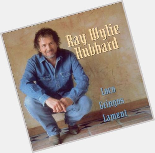 Ray Wylie Hubbard hairstyle 3