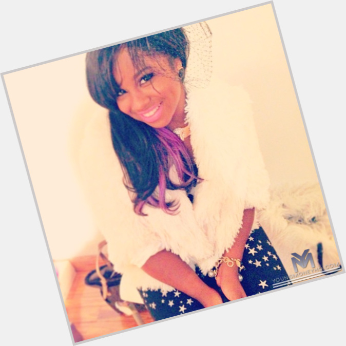 Reginae Carter birthday 2015