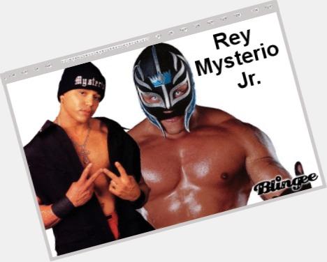 Rey Mysterio Jr  new pic 1
