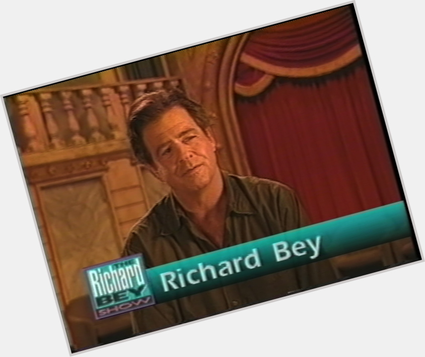 Richard Bey birthday 2015
