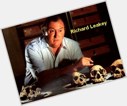 "<a href=""/hot-men/richard-leakey/where-dating-news-photos"">Richard Leakey</a> Average body,  grey hair & hairstyles"