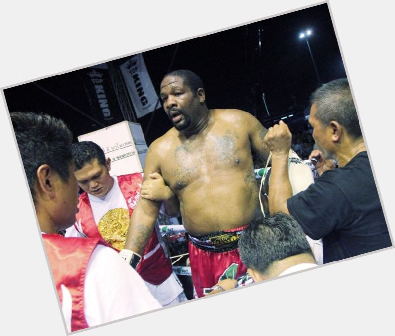 Riddick Bowe birthday 2015