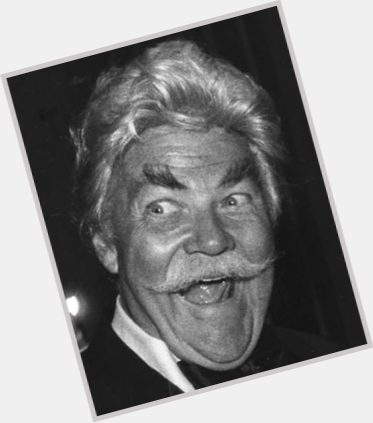 Rip Taylor Official Site For Man Crush Monday Mcm