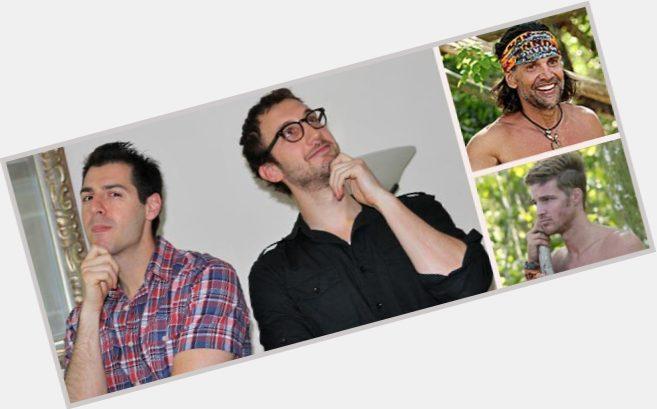 "<a href=""/hot-men/rob-cesternino/where-dating-news-photos"">Rob Cesternino</a> Average body,  dark brown hair & hairstyles"