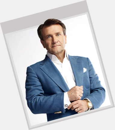 Robert Herjavec birthday 2015