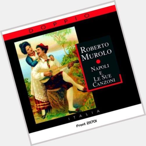 """<a href=""""/hot-men/roberto-murolo/where-dating-news-photos"""">Roberto Murolo</a> Average body,  dark brown hair & hairstyles"""