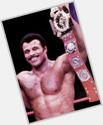 Rocky Johnson hairstyle 3