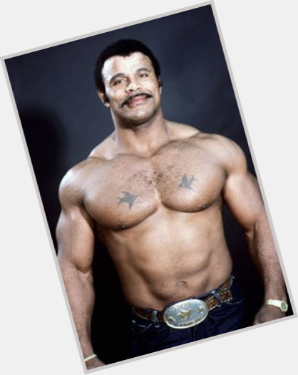 Rocky Johnson new pic 1