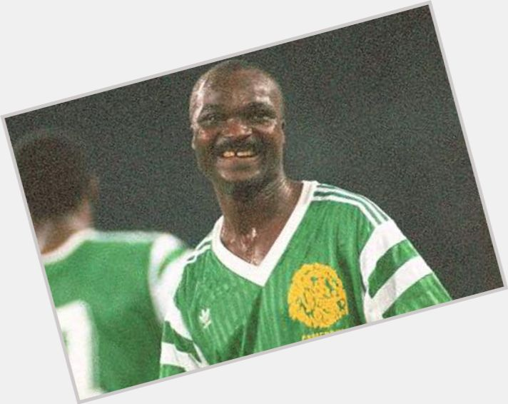 Roger Milla full body 3