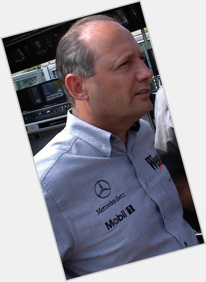 Ron Dennis birthday 2015