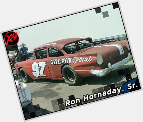 Ron Hornaday Sr. birthday 2015