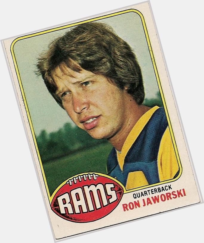 Ron Jaworski birthday 2015
