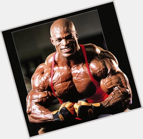 Ronnie Coleman Sexy Hot Movie 89