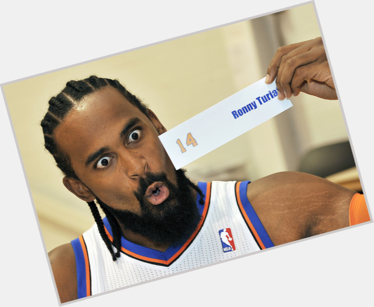 Ronny Turiaf birthday 2015
