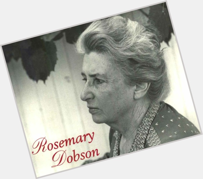 rosemary dobson Available in: paperback the collected works of an australian literary luminary since the publication of her first book in 1944, rosemary dobson has built a reputation as one of australia's most important poets.