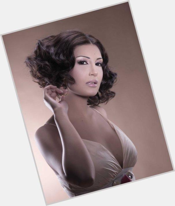 """<a href=""""/hot-women/rouwaida-attieh/where-dating-news-photos"""">Rouwaida Attieh</a>  dyed brown hair & hairstyles"""