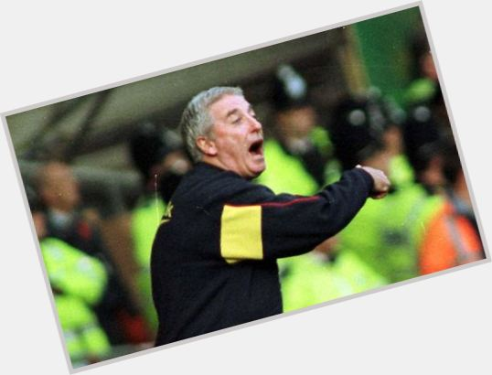Roy Evans birthday 2015