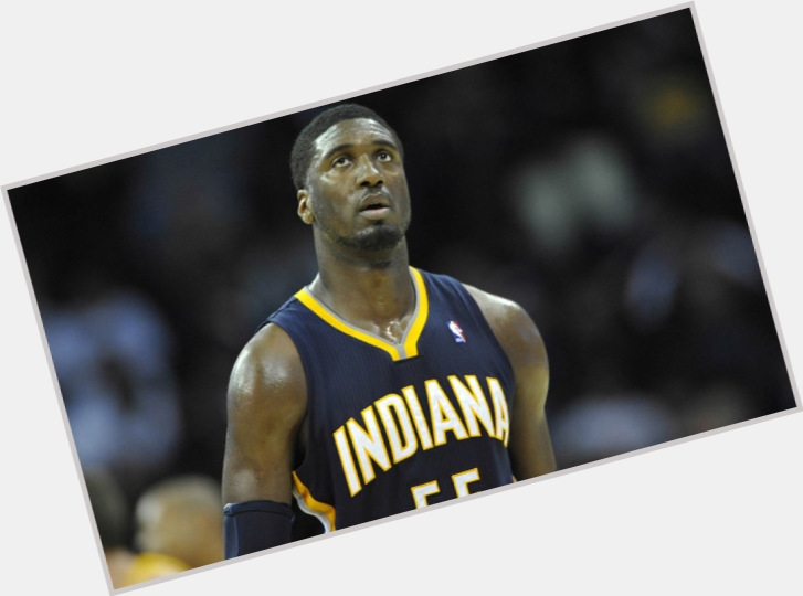Roy Hibbert birthday 2015