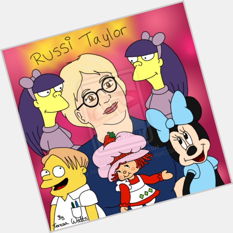 Russi Taylor dating 8