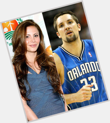 Ryan Anderson dark brown hair & hairstyles Athletic body,