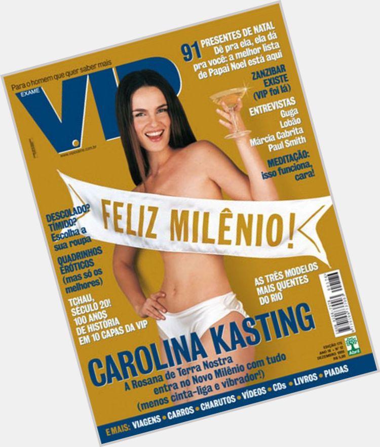 Carolina Kasting birthday 2015