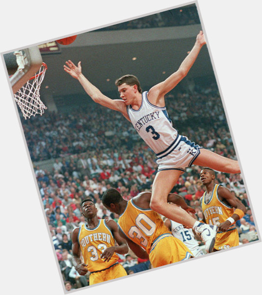 Rex Chapman birthday 2015