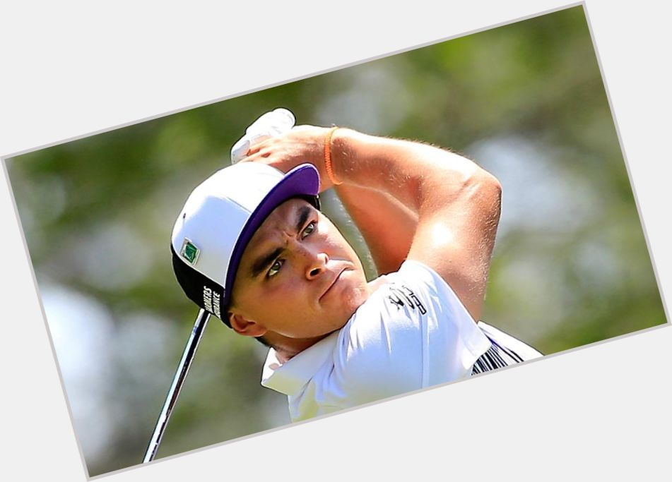 Rickie Fowler birthday 2015