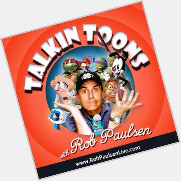 Rob Paulsen birthday 2015