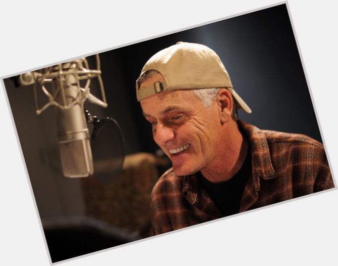 "<a href=""/hot-men/rob-paulsen/is-he-married-his-much-worth-what-religion"">Rob Paulsen</a> Average body,  salt and pepper hair & hairstyles"