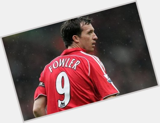 Robbie Fowler birthday 2015