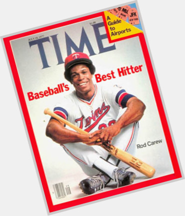 Rod Carew birthday 2015