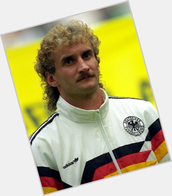 Rudi Voller birthday 2015