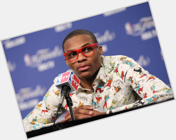 Russell Westbrook birthday 2015