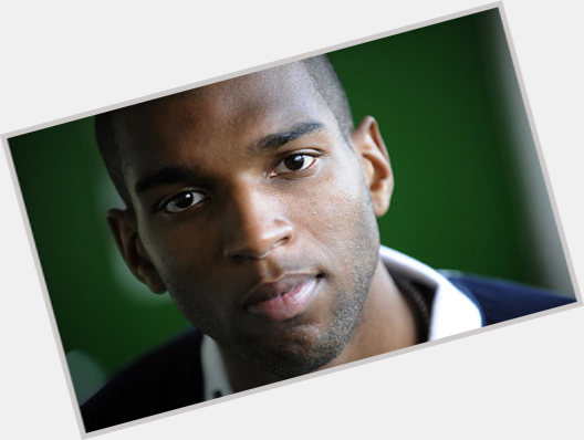 Ryan Babel black hair & hairstyles Athletic body,