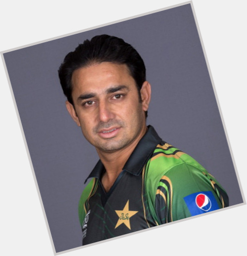 Saeed Ajmal birthday 2015