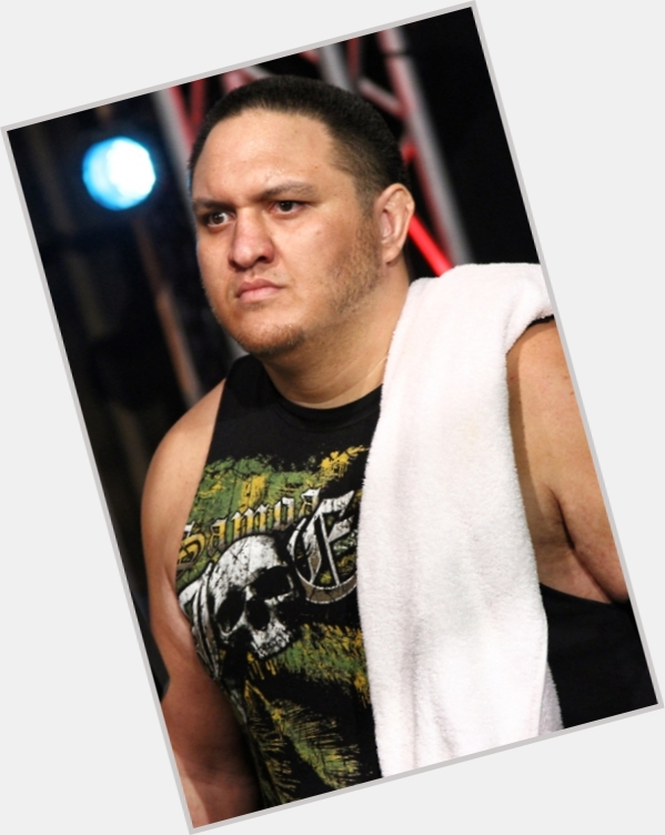 Samoa Joe birthday 2015