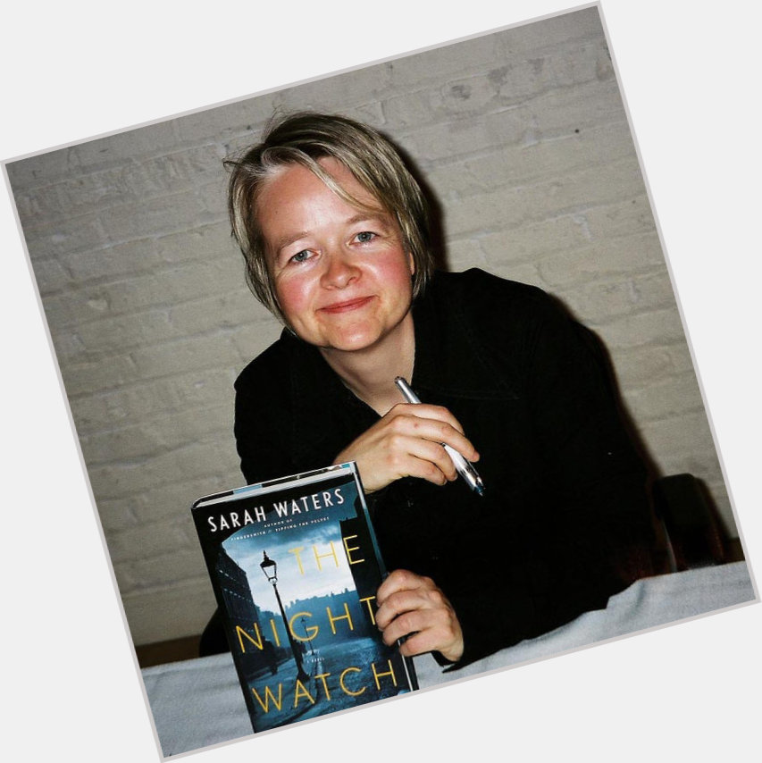 Sarah Waters birthday 2015