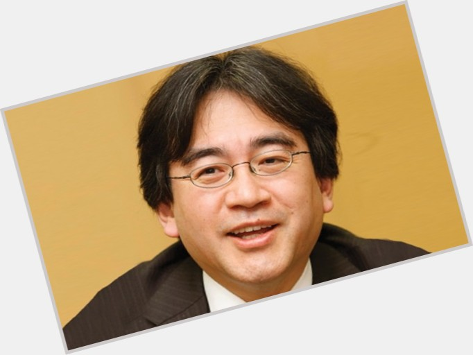 Satoru Iwata where who 3